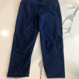 Victoria Secret cropped athletic leggings